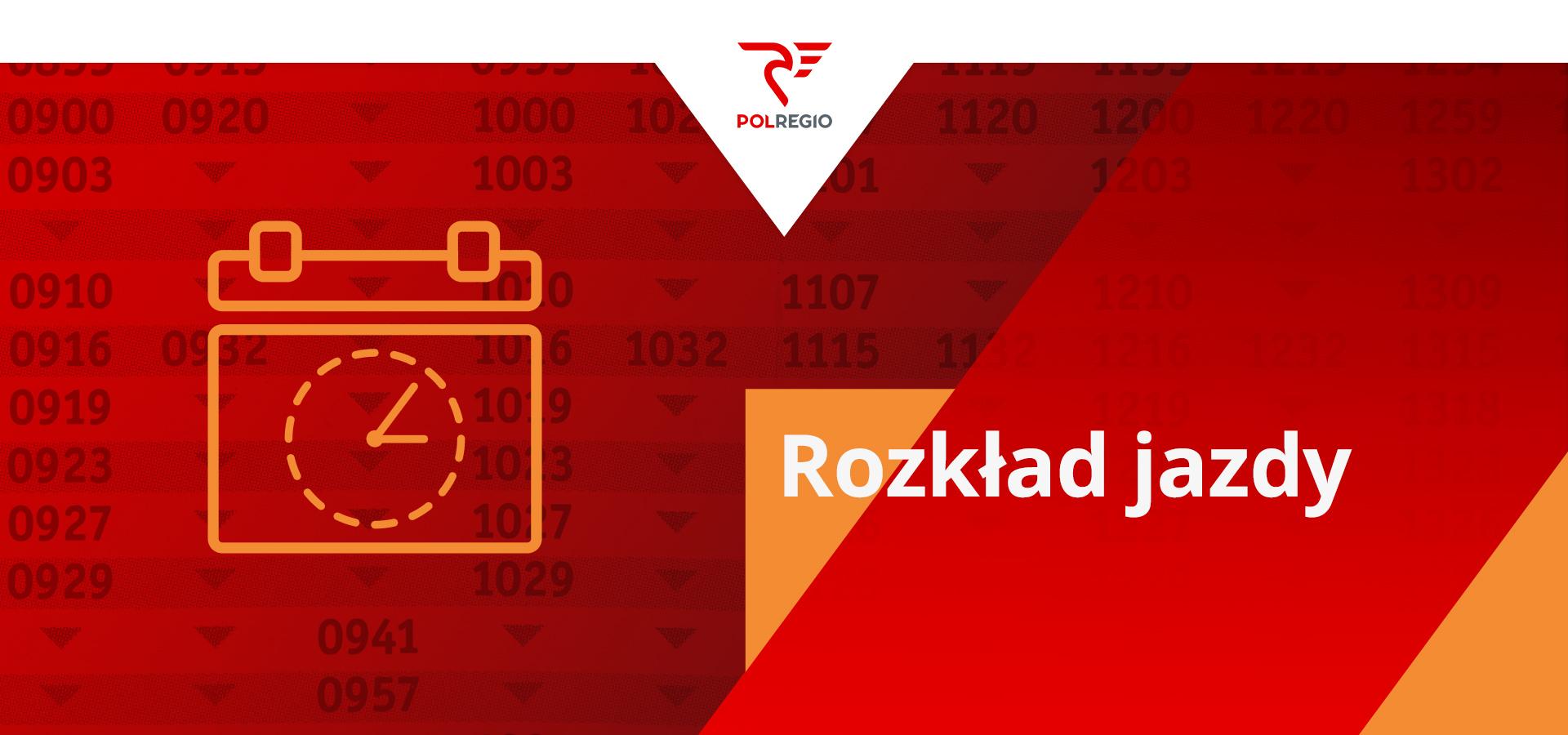 Zmiana Rozkładu Jazdy Pociągów Od 10 Grudnia 2017 R W